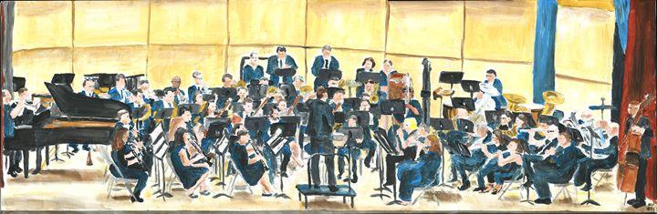 Spring Concert - Al's Art