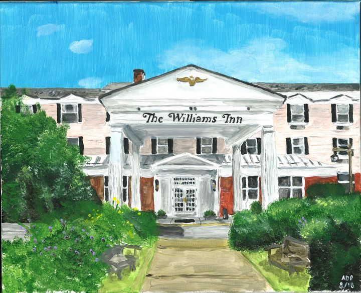 The Williams Inn - Alan's Art