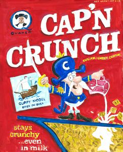 Cereal #2: Cap'n Crunch