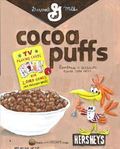 Cereal #4: Cocoa Puffs