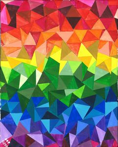 Joseph Triangles 3: Roy G. Biv
