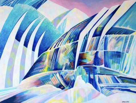 Icebergs - Laura Urquhart