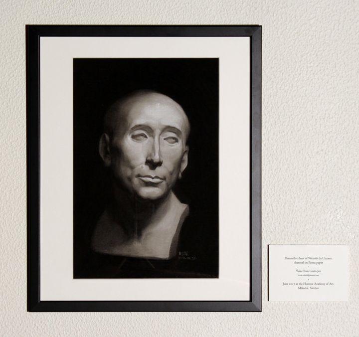 The bust of Niccolo da Uzzano - Linda Jen