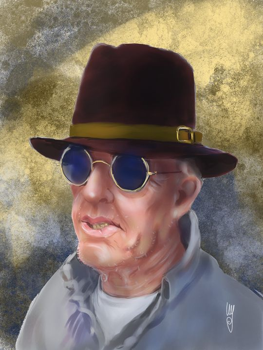 Portrait on commission - Artmagenta