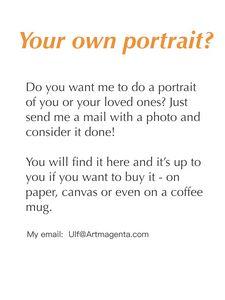 Your own portrait?