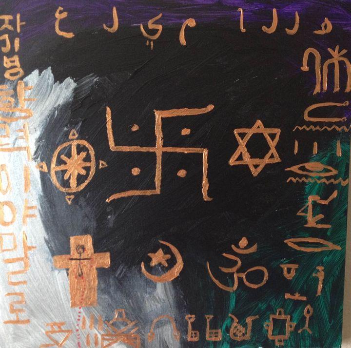 Symbols and shhh - Randbeysquiat's Reincarnation