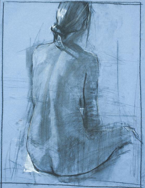 Emma, last drawing - Mark Ratzlaff
