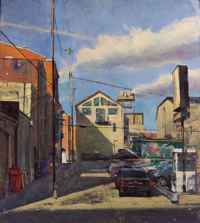 Bloomington Diary #2 - Mark Ratzlaff
