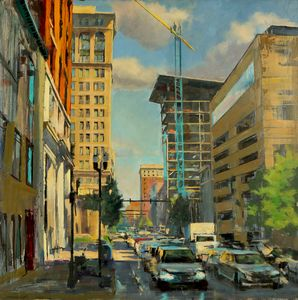 Mill and Main #1 - Mark Ratzlaff
