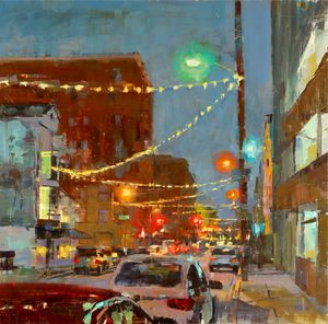 Short Street Lights - Mark Ratzlaff