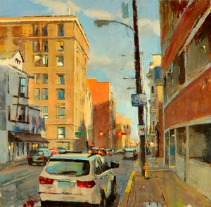 Short Street - Mark Ratzlaff