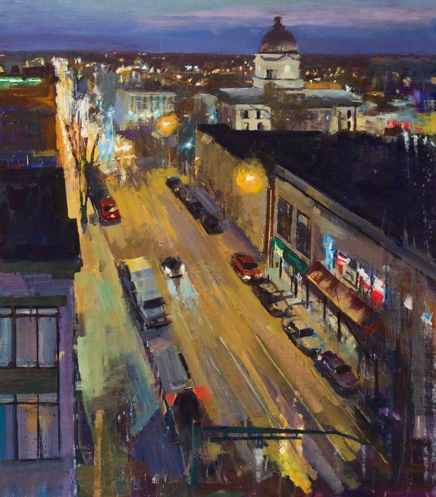 Bloomington Lights - Mark Ratzlaff