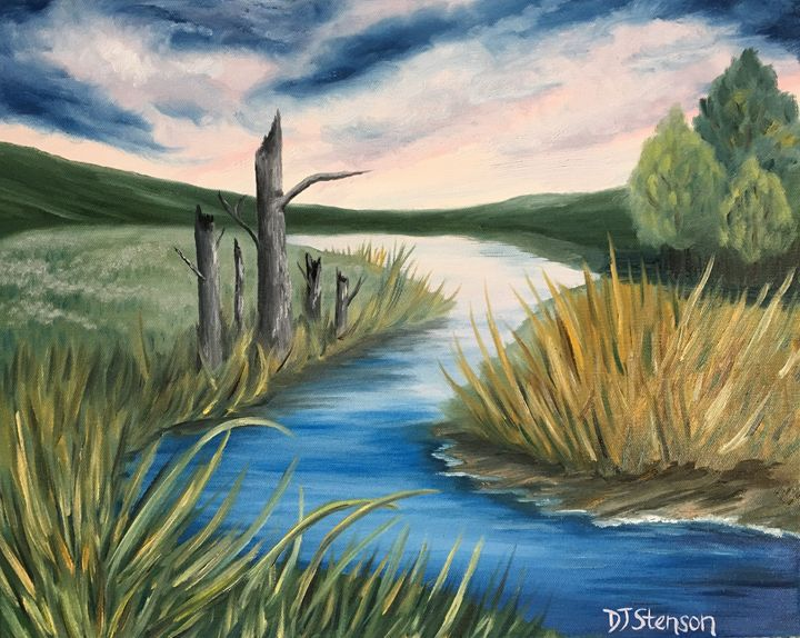 Wandering Wetland - DJ Stenson