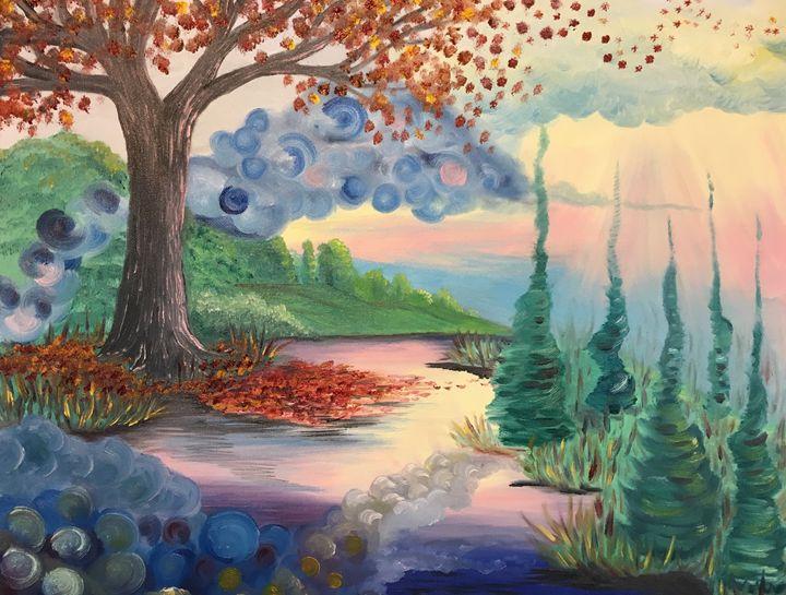 Autumn Dreamscape - DJ Stenson
