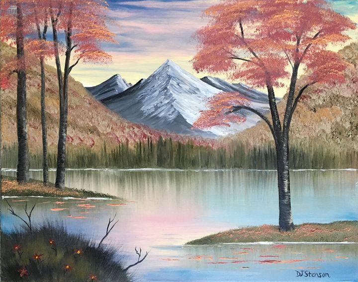 Autumn Stillness - DJ Stenson