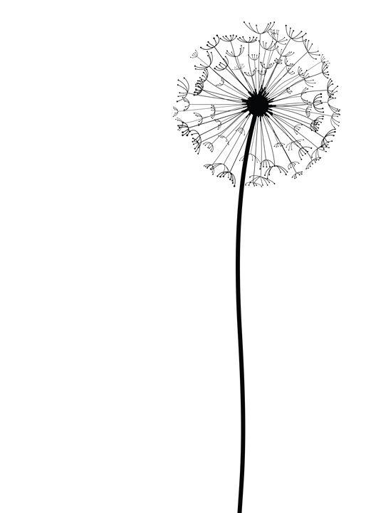 Dandelion - QuoteArt