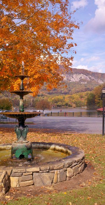 Lakeside in the Fall - HR Cole