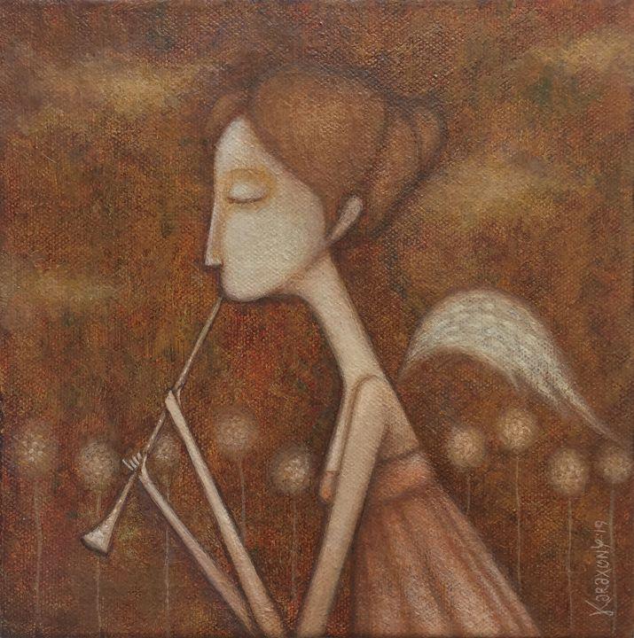 Silent Melody - Karaxony Art