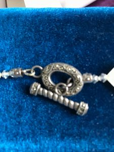 Marcasitclasp for Moonstone necklace
