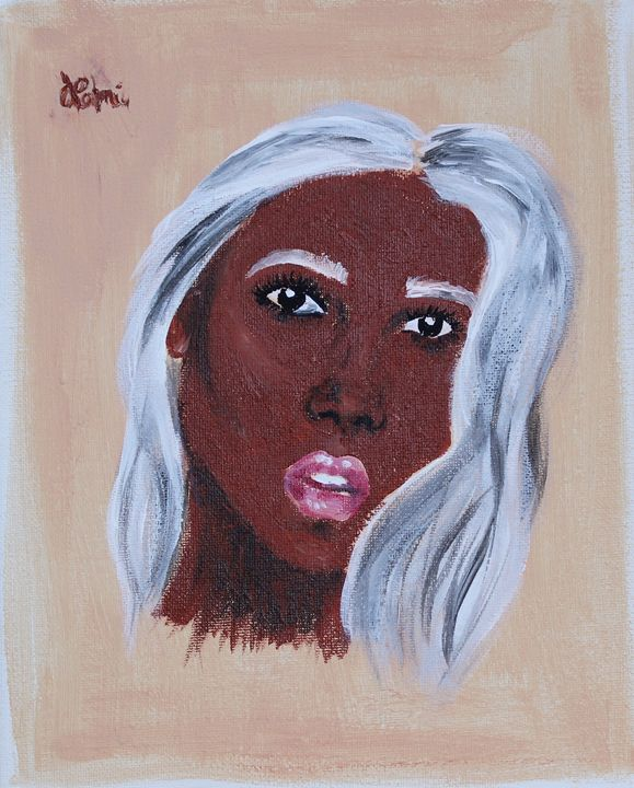 Beautiful Faces ALFA - Laxmi M