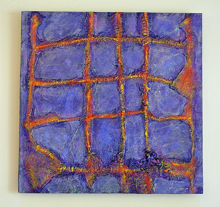 Purple haze - Thomas Mulholland