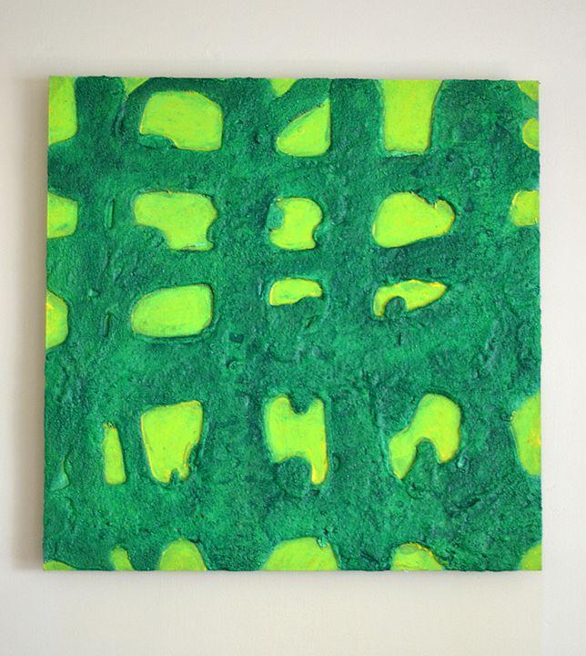 Green grid - Thomas Mulholland