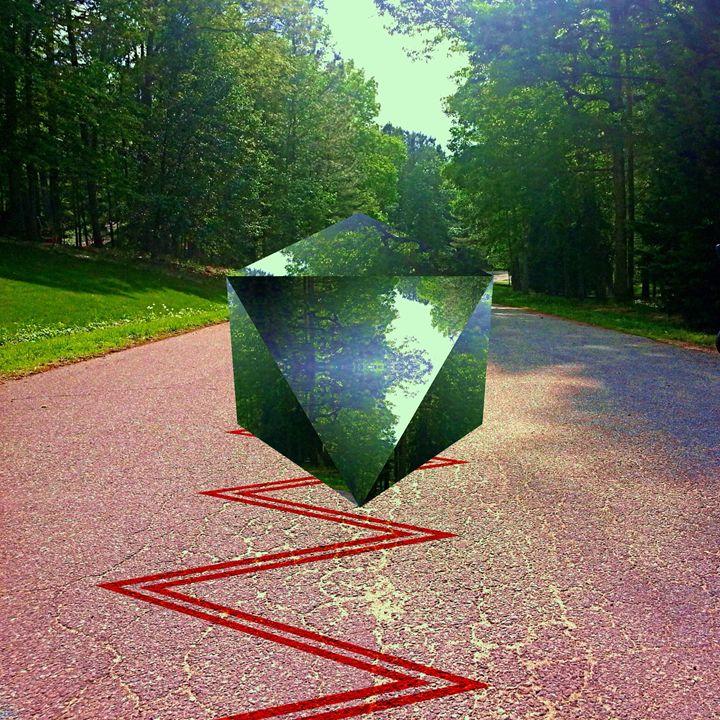 Mirror Ball - Ben Kass