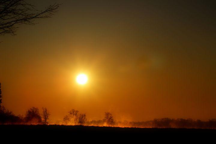 mist of Morning - Scott Bennett/Photoscapes Landscapes Ohio