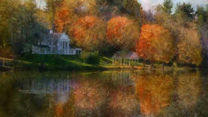 In times Past - Scott Bennett/Photoscapes Landscapes Ohio