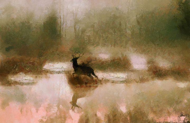 Morning run - Scott Bennett/Photoscapes Landscapes Ohio