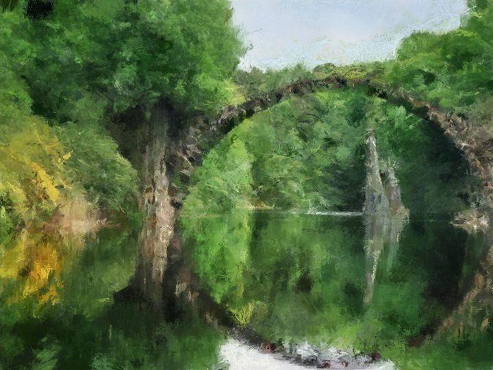 Devils bridge germany - Scott Bennett/Photoscapes Landscapes Ohio
