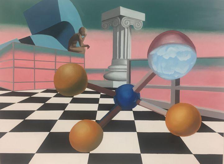 Birthplace of Nostalgia - Spencer Mungiguerra