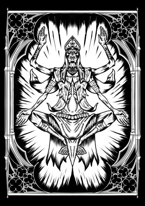The Fallen Priest - The Lambari