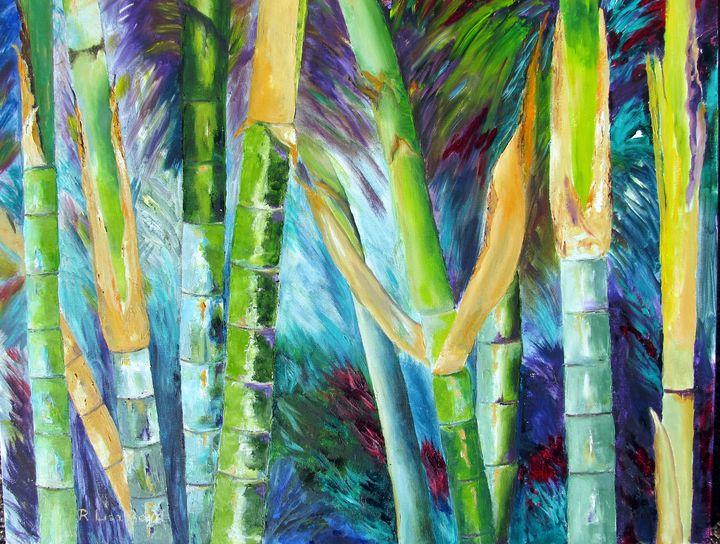 Bamboo Delight - Lisa Boyd