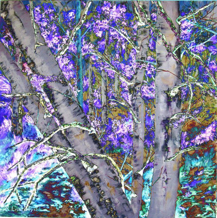 Hidden Flowers - Lisa Boyd