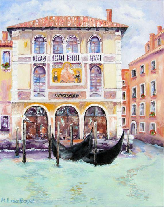 Venice Palace - Lisa Boyd