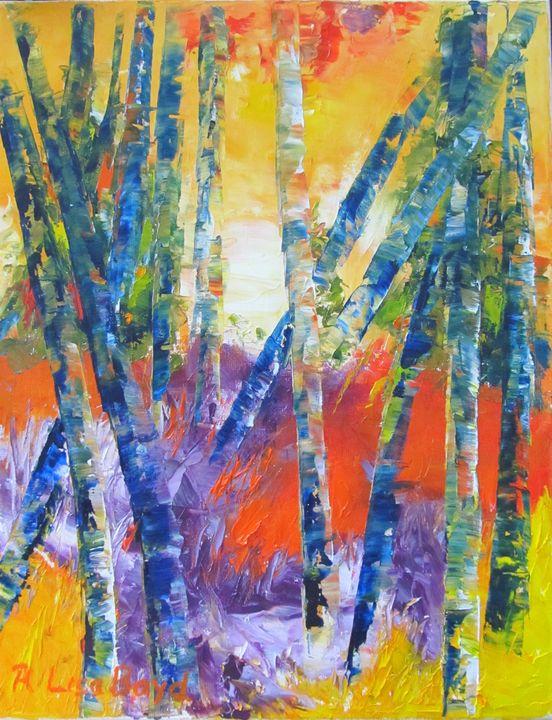 Autumn Colours - Lisa Boyd