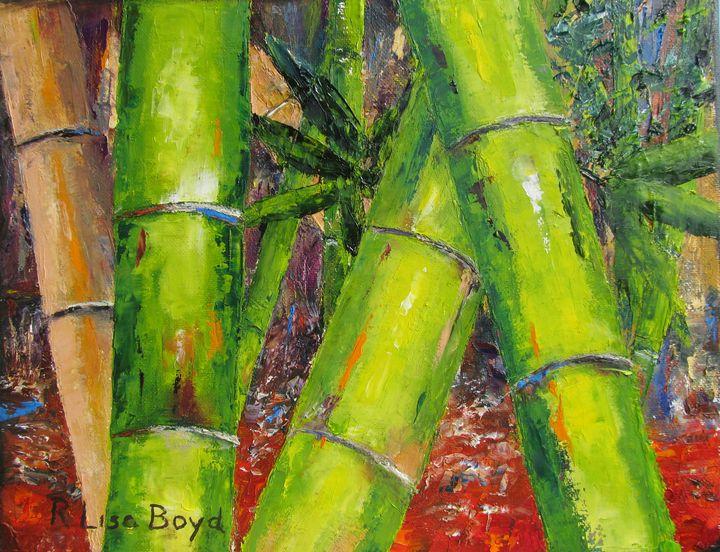Florida Bamboo - Lisa Boyd