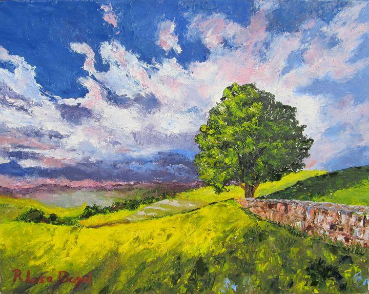 Dazzling Sky - Lisa Boyd