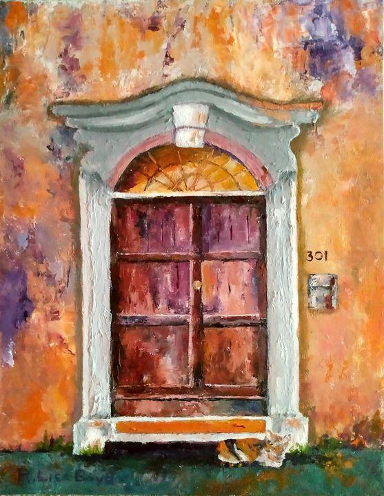Doors of Venice, Italy - Lisa Boyd
