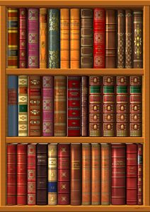 The library of classic books