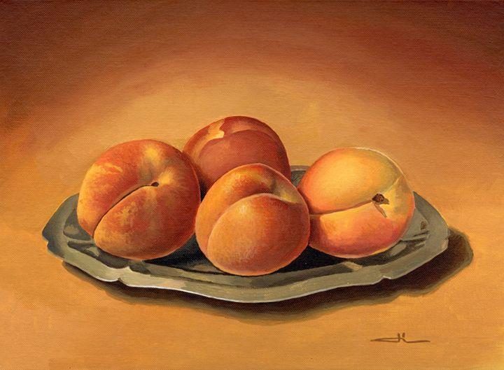 Apricots - Jean-Luc Bernard