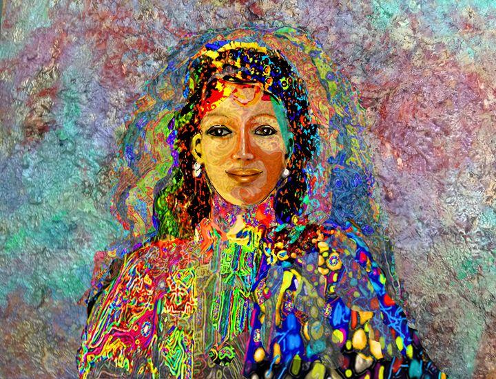 lady color - paint kg
