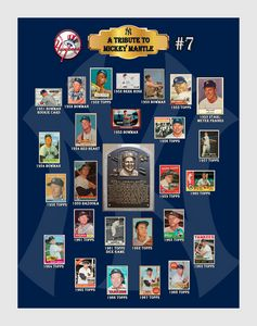 A tribute to Mickey Mantle - Wayne Taylor