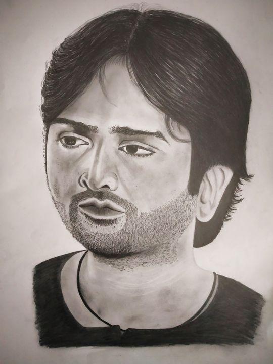 Vijay Sethupathi Mithu Arull Drawings Illustration People Figures Celebrity Actors Artpal
