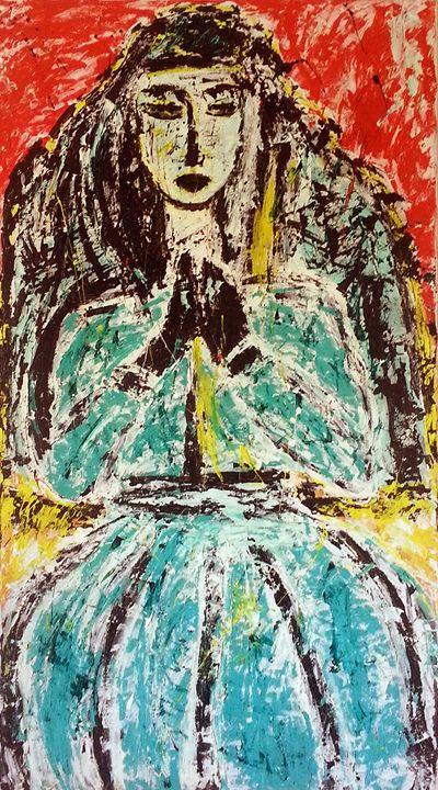 A pray - AviArt