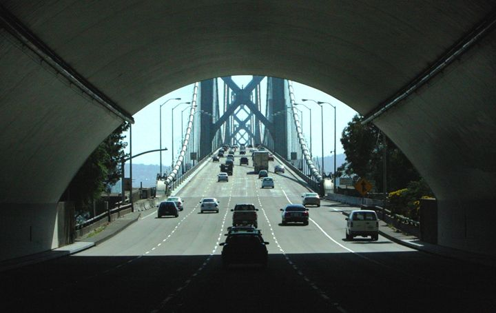 San Francisco Bay Bridge Tunnel - JT Simmonds