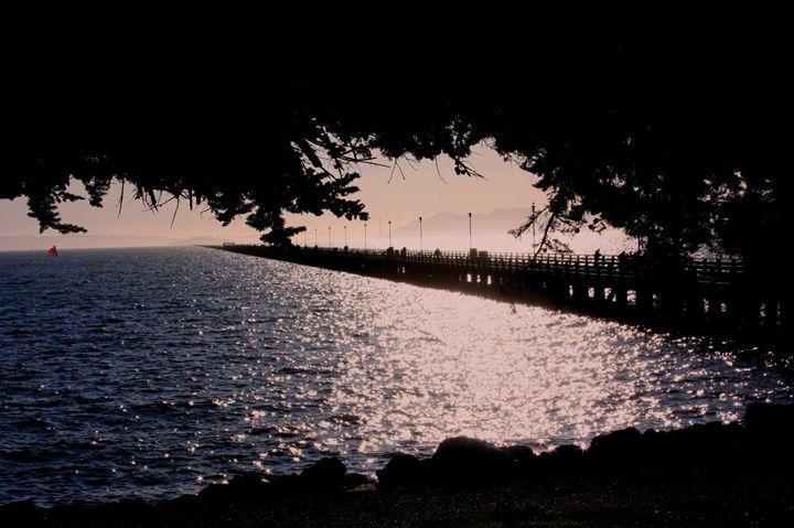 Berkeley Pier - JT Simmonds