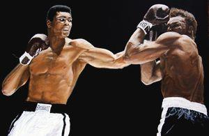 Muhammad Ali vs Cleveland Williams
