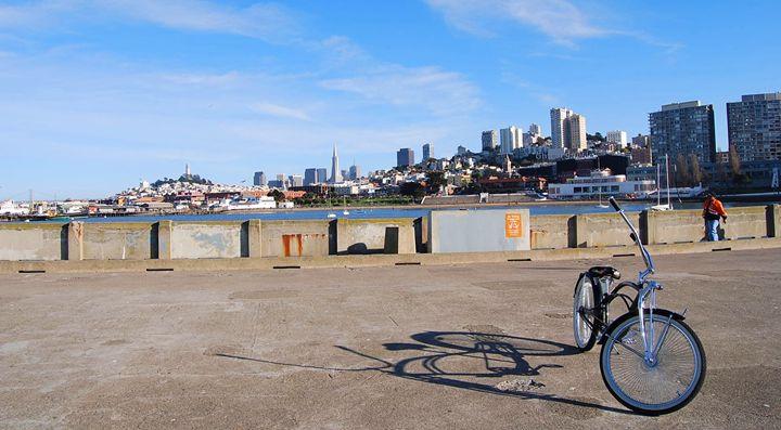 San Francisco @ Aquatic Park Pier - JT Simmonds